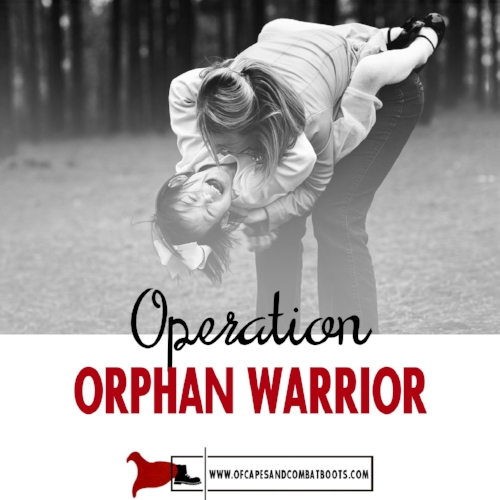 Operation Orphan Warrior