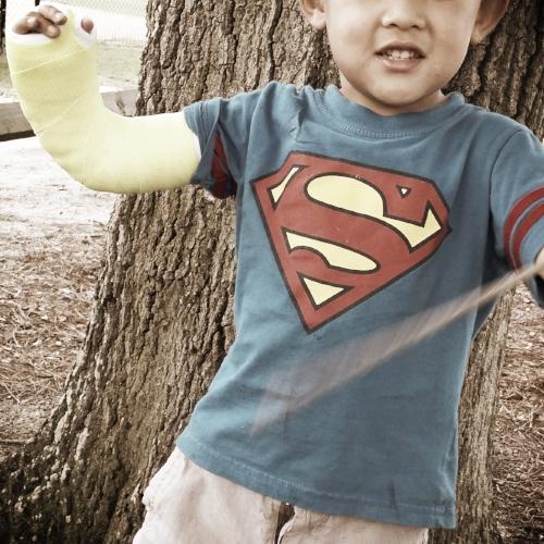 Superman's Cast