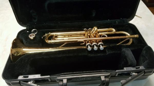 Grandma's Trumpet