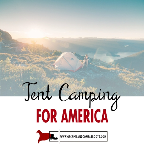 Tent Camping for America