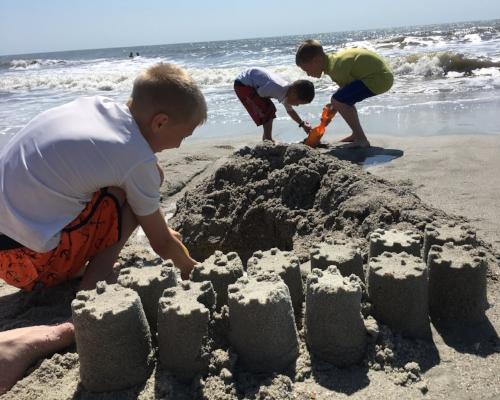 Beach Play