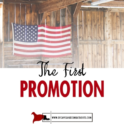 The First Promotion