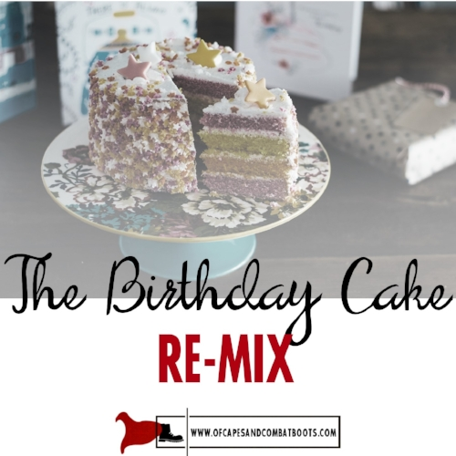 The Birthday Cake Re-Mix