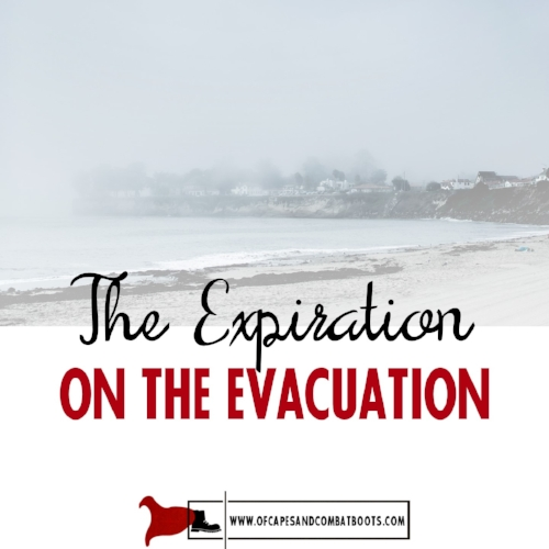 The Expiration on the Evacuation