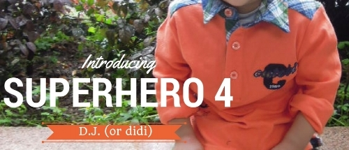 Introducing Superhero 4