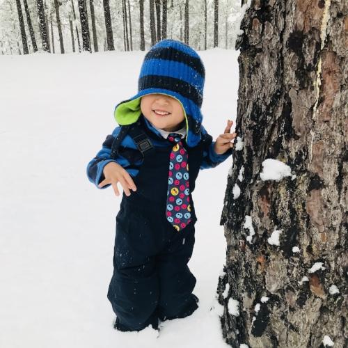Superhero 4 Snow Smile