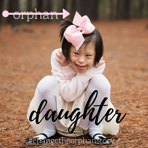 Orphan to Daughter