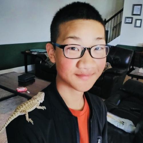 Jason's Lizard