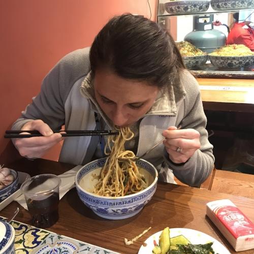 Liz's Noodles