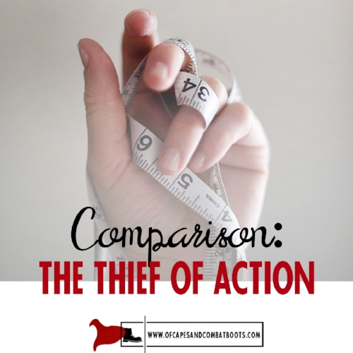 Comparison: The Thief of Action