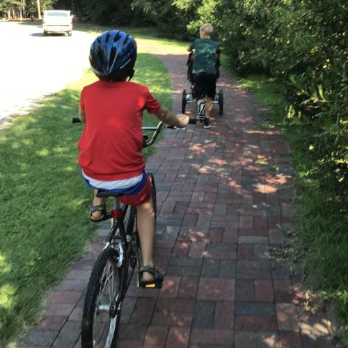Morning Bike and Runs