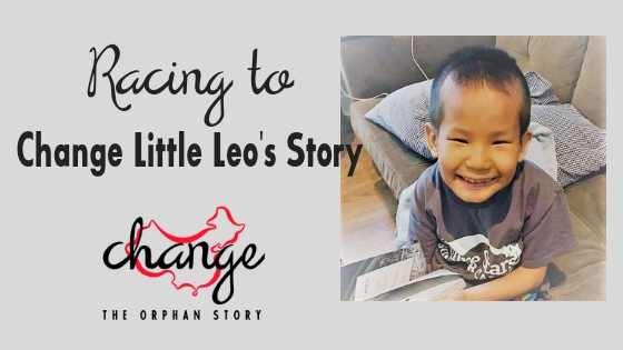 Racing to Change Little Leo's Story