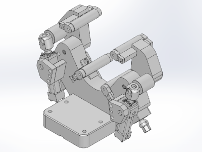 THE WIDE ROLLER STEADY REST CAN BE ADAPTED TO WORK ON PARTS WITH AN OD THAT HAS A SPIRAL HELIX ALONG THE X AXIS,  OR OFFSET SPLINES, OFFSET GROOVES AND STILL BE ABLE TO MACHINE THRU THE SUPPORTS.