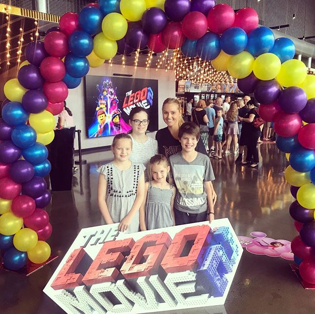 Lego Movie Premiere, thanks for having us @made4media 🍿🎬🌸💓⭐️💕#legomovie2 #made4media #moviepremiere #lego #movie #kids #mumlife