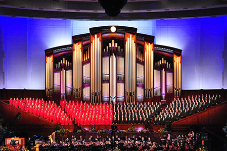 MUSIC & THE SPOKEN WORD - 9:30–10:30a.m.LDS Conference Center (60 N Temple, Salt Lake City, UT 84150)Doors open to the public at 8:30 a.m., and guests should be seated by 9:15 a.m., when the doors are closed. Those looking to meet other conference attendees should congregate outside doors 16 & 17 by 9:00am.