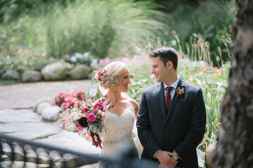 Sarah and David in the Garden.jpg