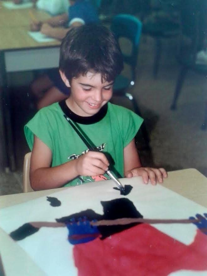 Young Artist Jon