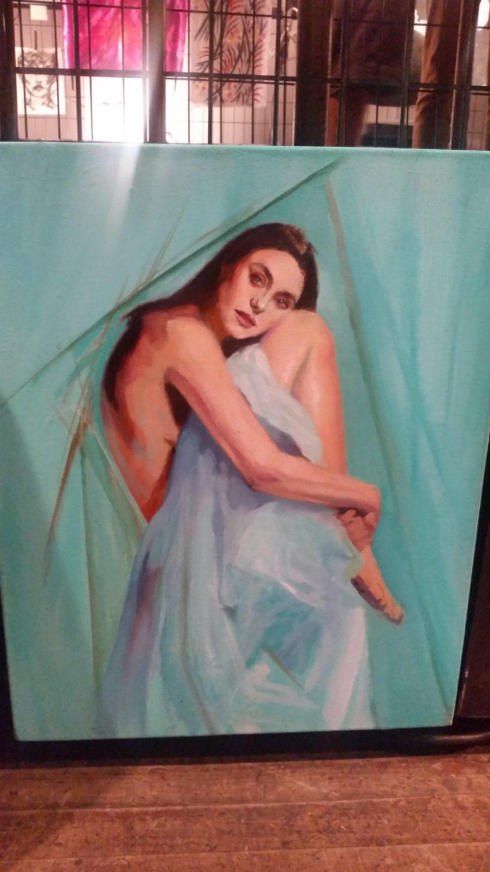 A piece by Daniel Ananka.