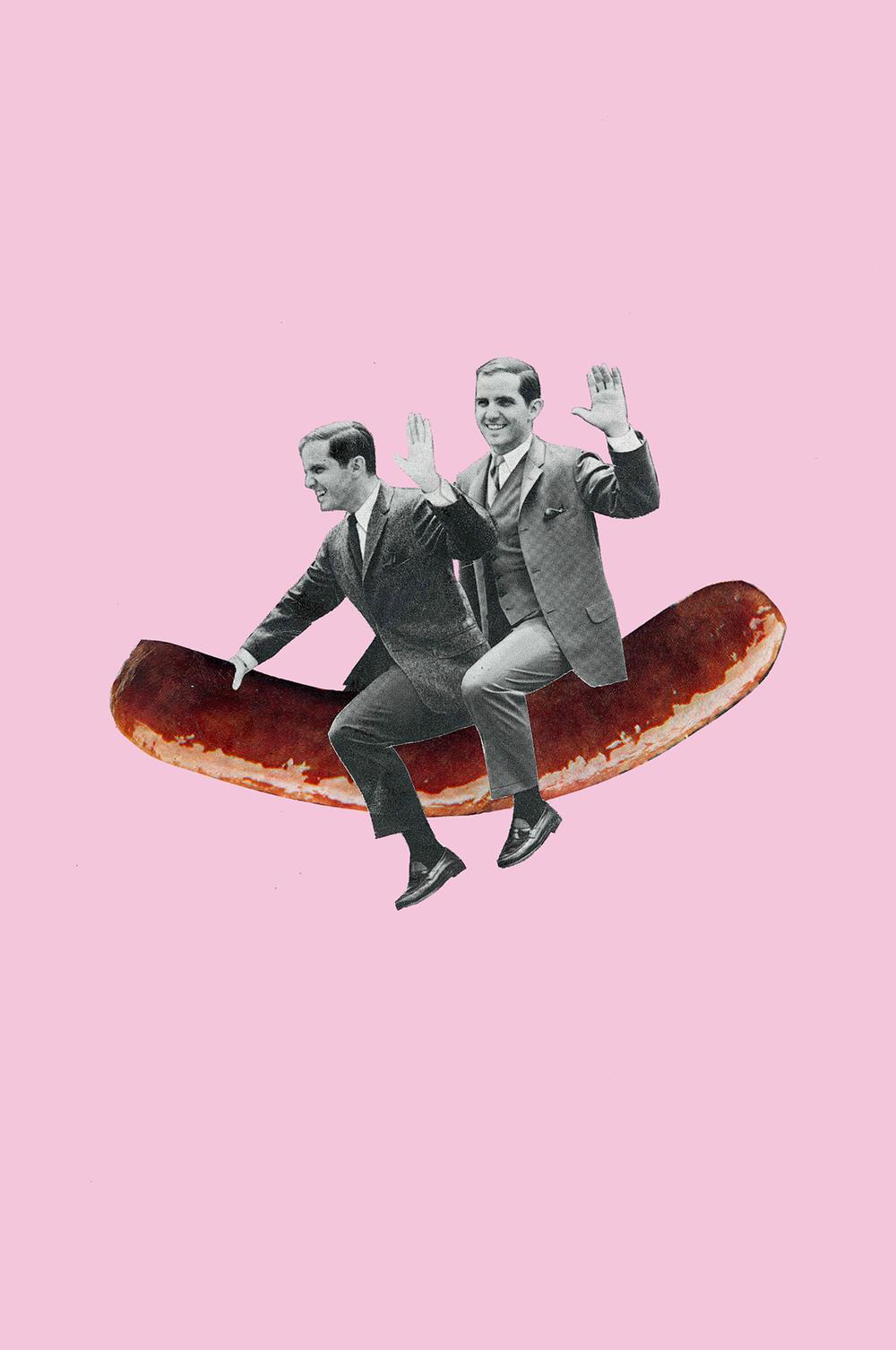 Sausage Jockeys
