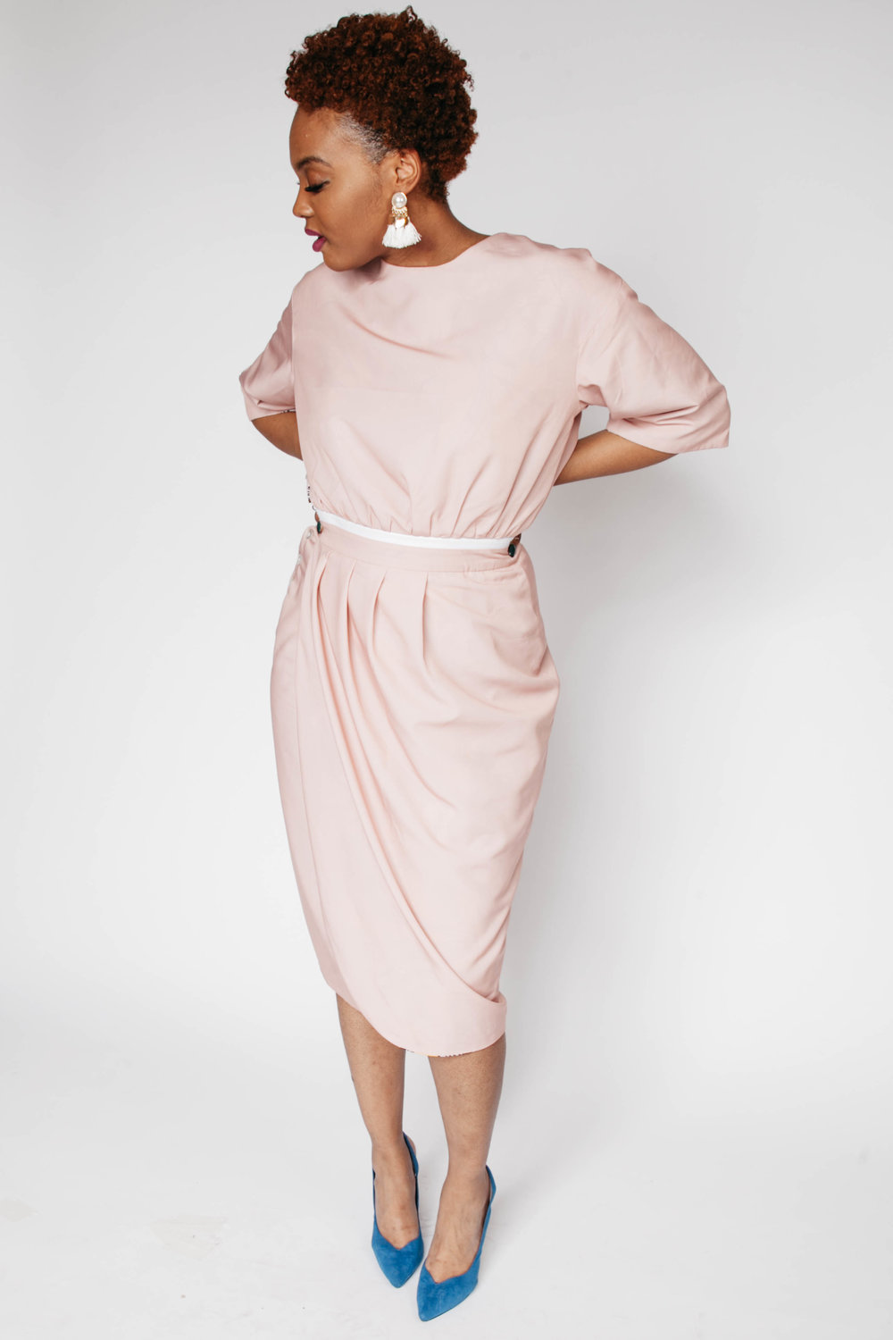 The Tiana Dress