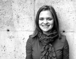 Ivana Jokic, Co-artistic Director and Co-organizer of WRCMS