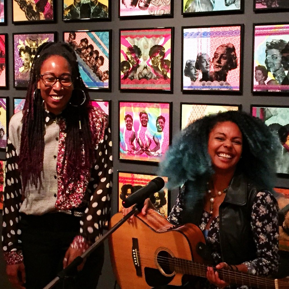 Stylo Starr and Shanika Maria at The AGH