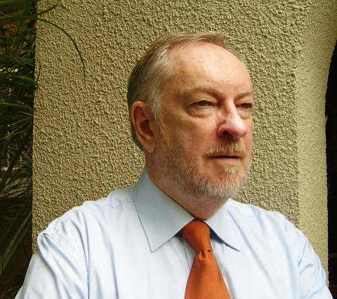 Author Barry O'Farrell