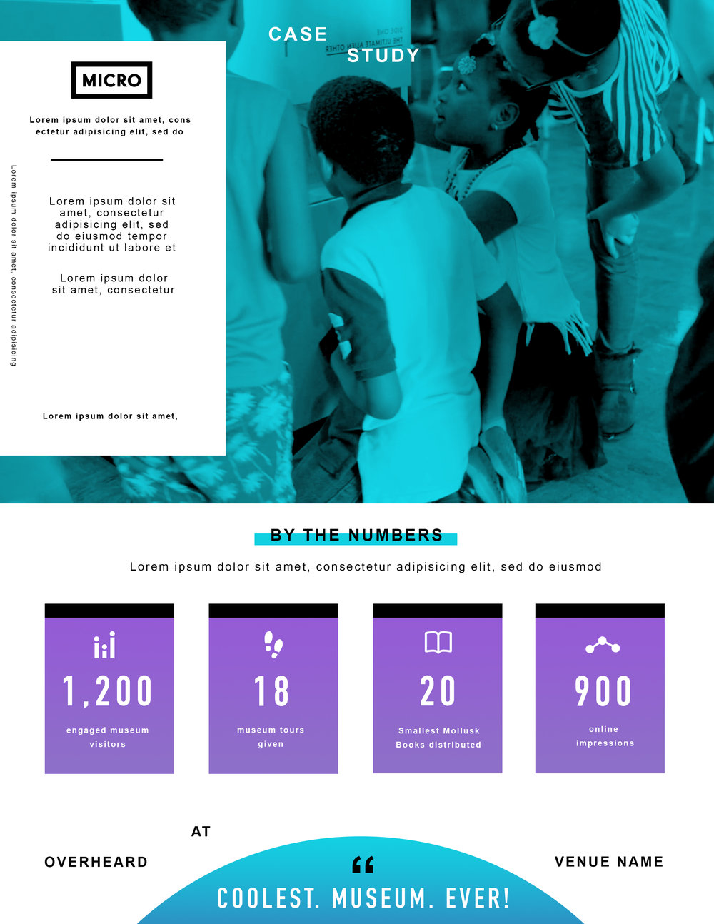 MICRO | Communications collateral