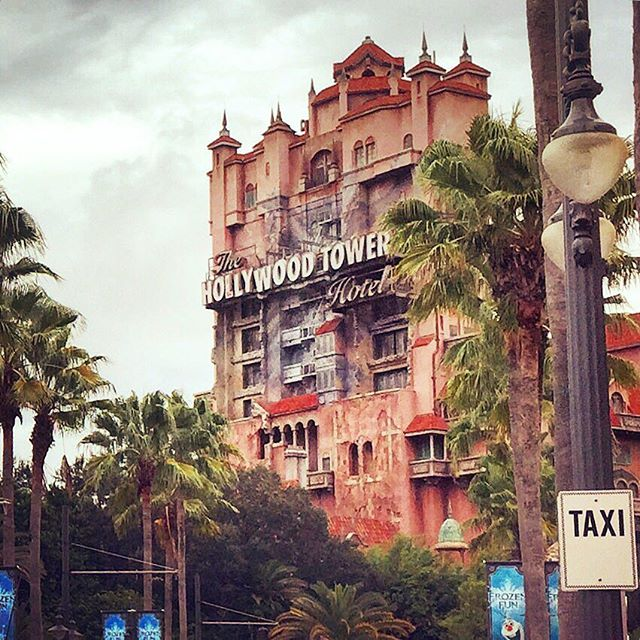 Fun times at Disney! Tower of Terror ride at Hollywood Studios! #theorlandotravelguide #waltdisneyworld #hollywoodstudios #disney #towerofterror #travel #fun #instagood #instadaily #family #fun