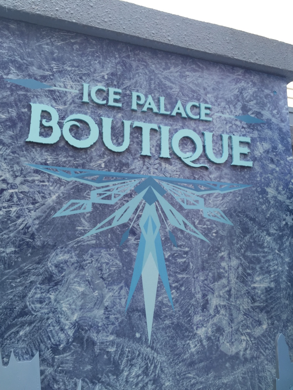 Disney's Ice Palace Boutique at Hollywood Studios