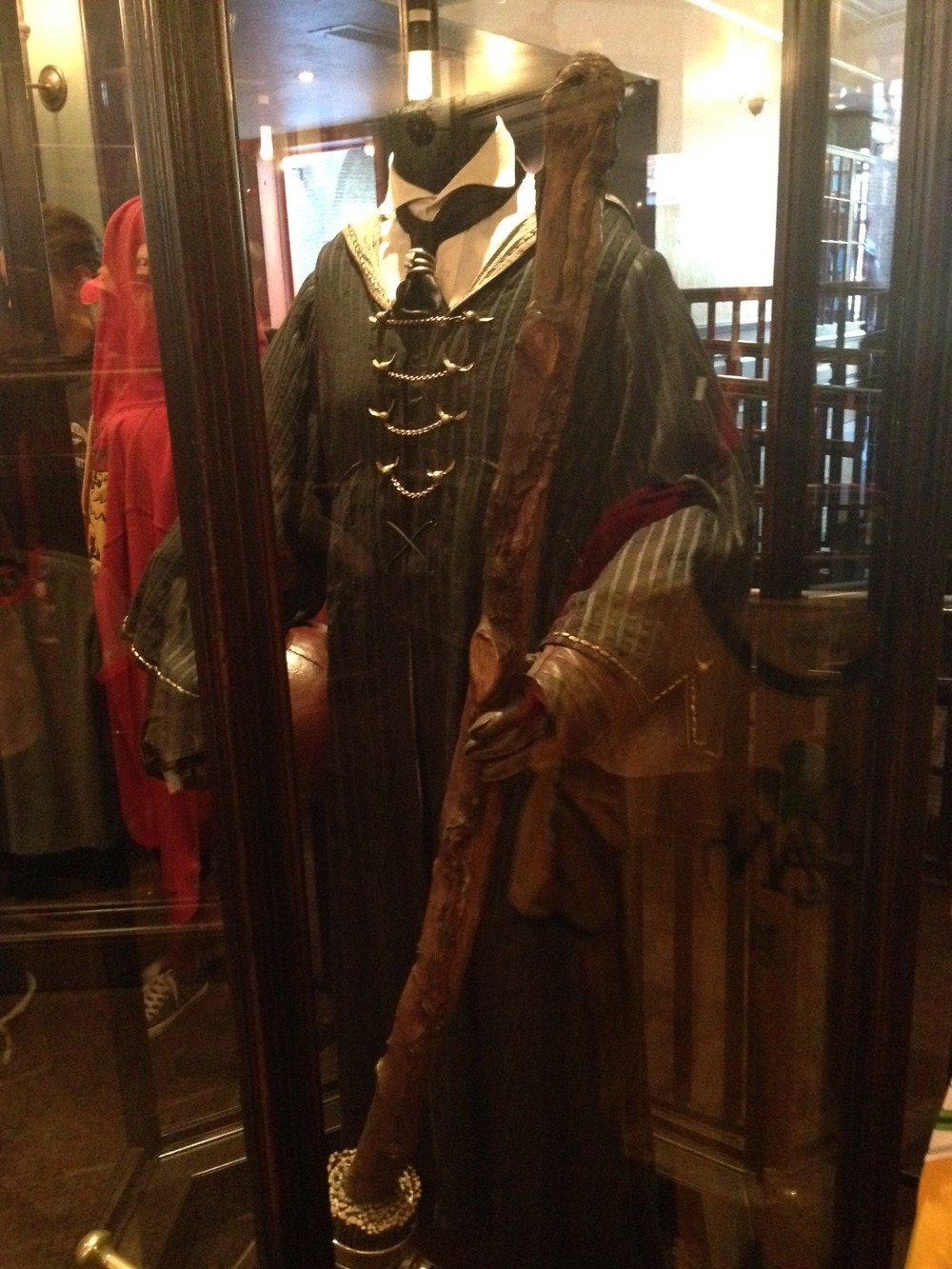 Harry Potter Costume from the Expo in Universal Orlando.