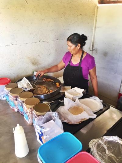 Fish taco lady, todos