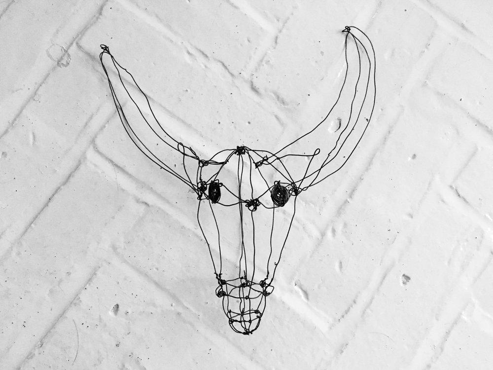 Wire Deer, 2016
