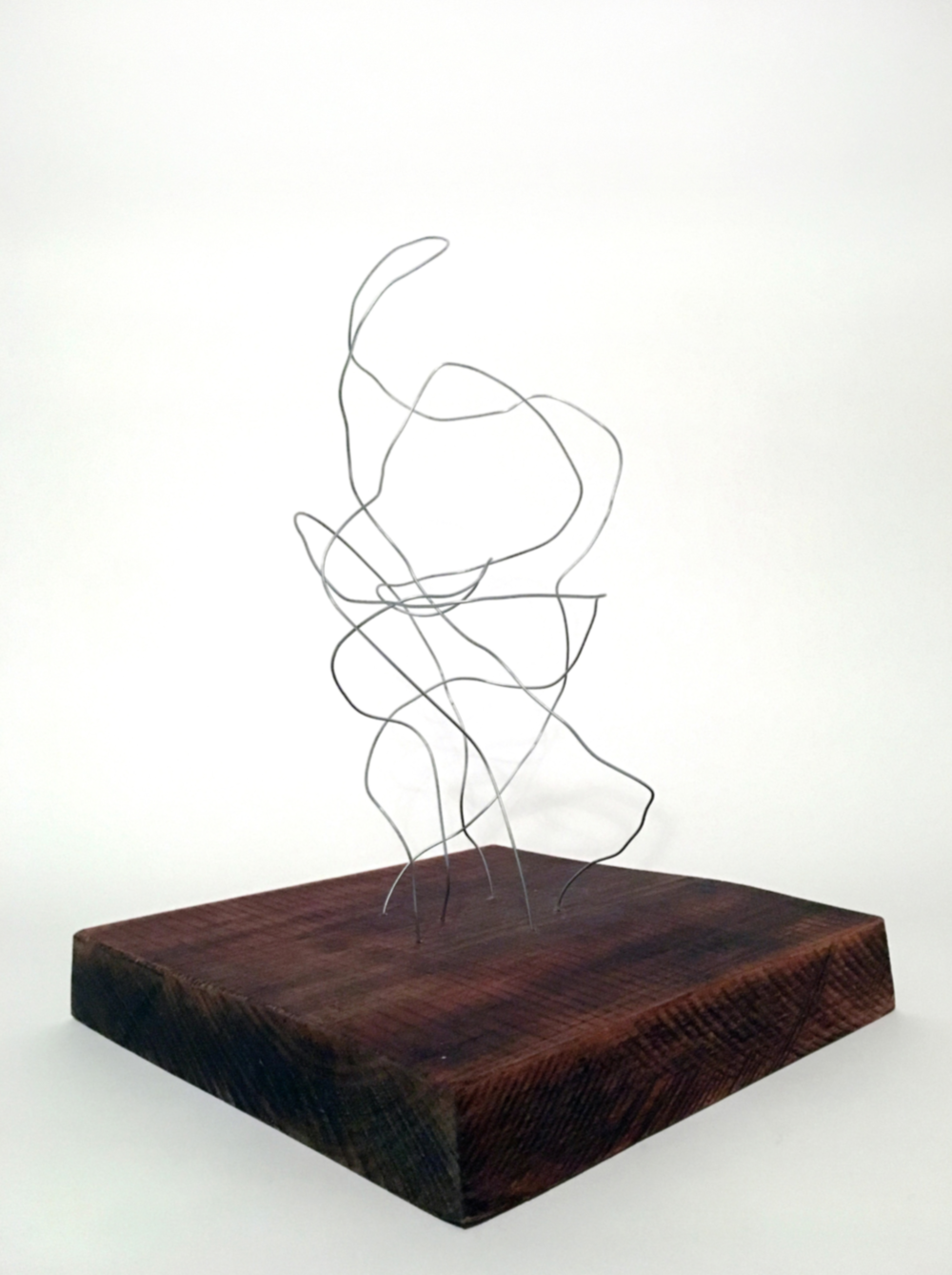 Wire and Mahogany, 2017