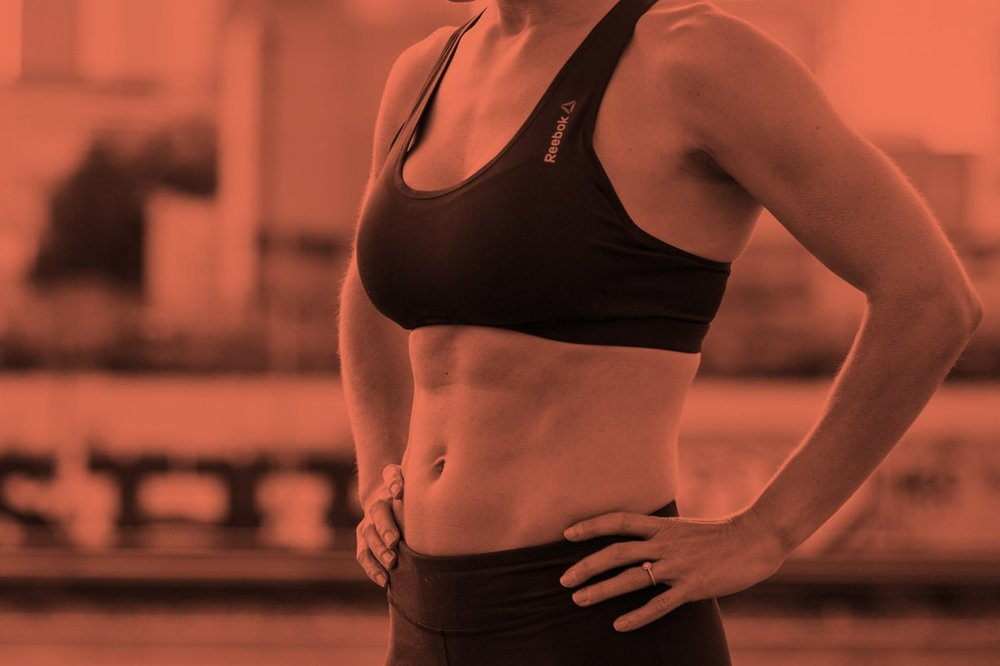 GET SHREDDED ABS - Build a flat sculpted 6 pack with our core challenging workouts. We will have you planking, balancing, crunching and flexing your abs all while sweating and smiling through the end of each workout!