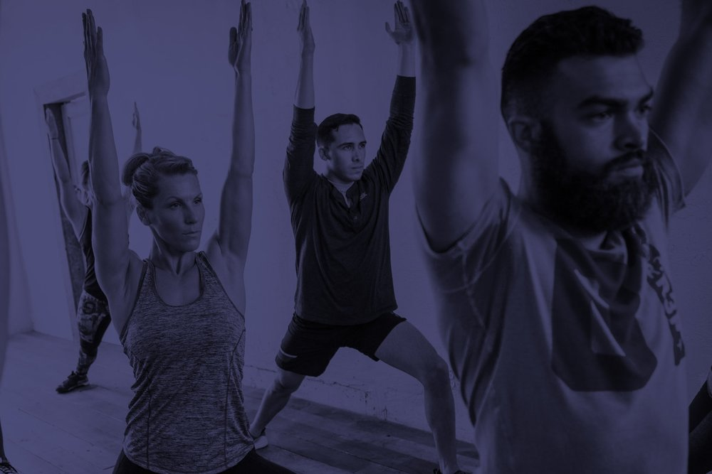 GET FLEXIBLE - Improve your flexibility, mobility and range of motion for all athletic movements with our challenging Essentials workouts. We will have you reaching, bending and flowing into every movement to keep your body limber and strong!
