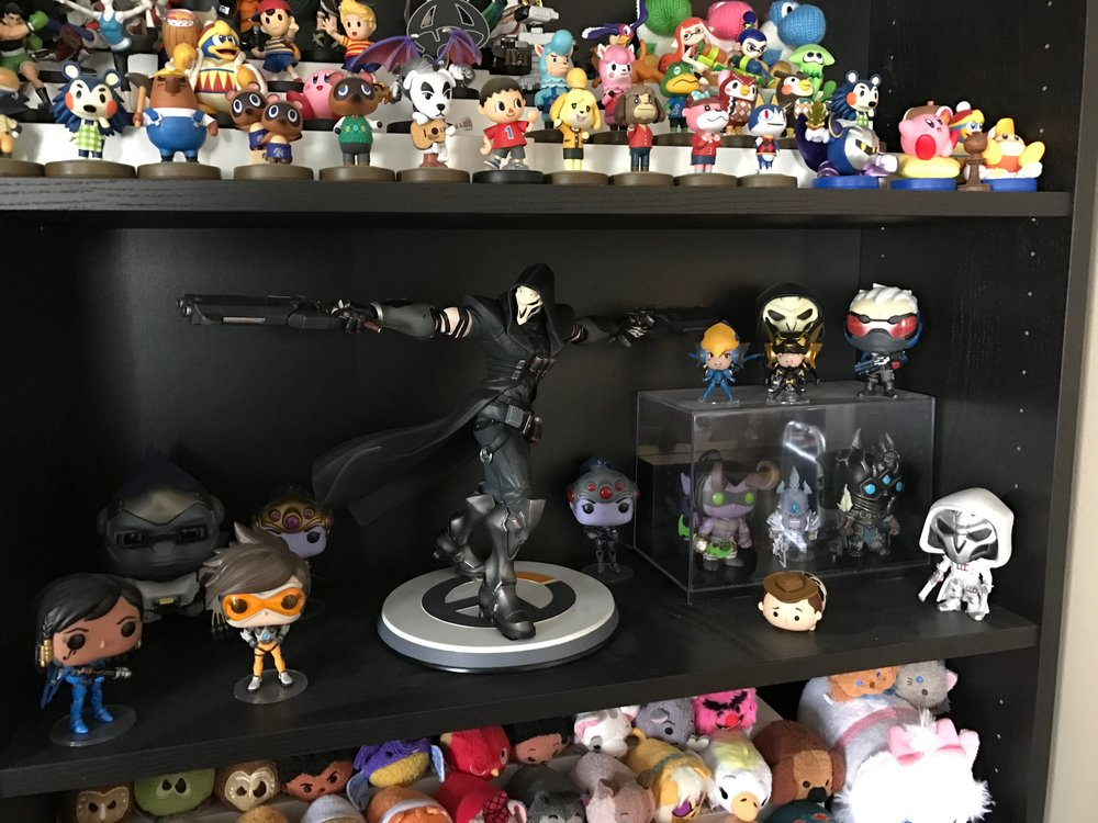 The Overwatch Shelf