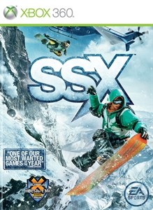 SSX - $4.94 — SSX brought the series back from the dead in what is the best arcade snowboarding game in years. Plus the soundtrack will make you nostalgic for the early 2000's.