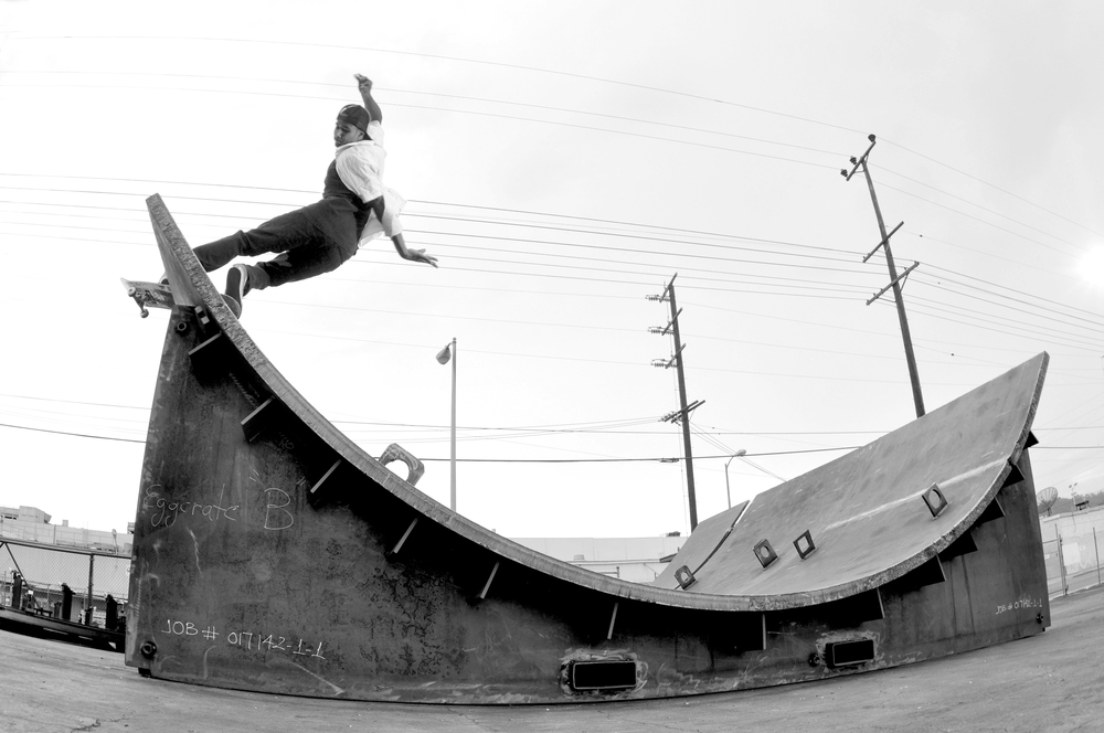"Mike ""Darkness"" Barnes - Front Rock - Orange County"