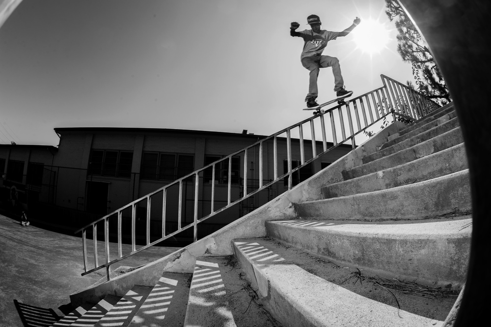 Kevin Scott- 50-50- East L.A.