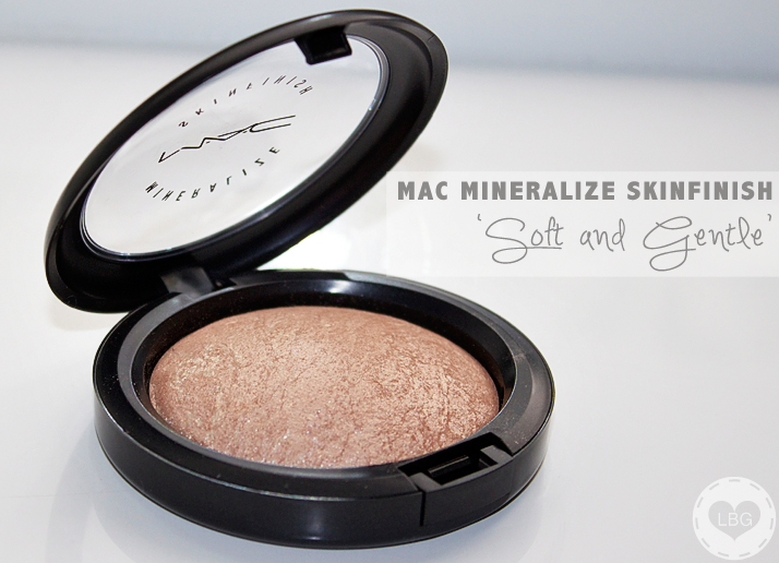 MAC 'Soft and Gentle' Highlighter ($32)