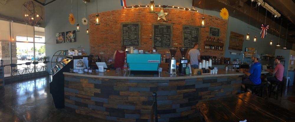 Blend Coffee Bar  43170 Southern Walk Plz, Ste 120, Ashburn, VA 20148