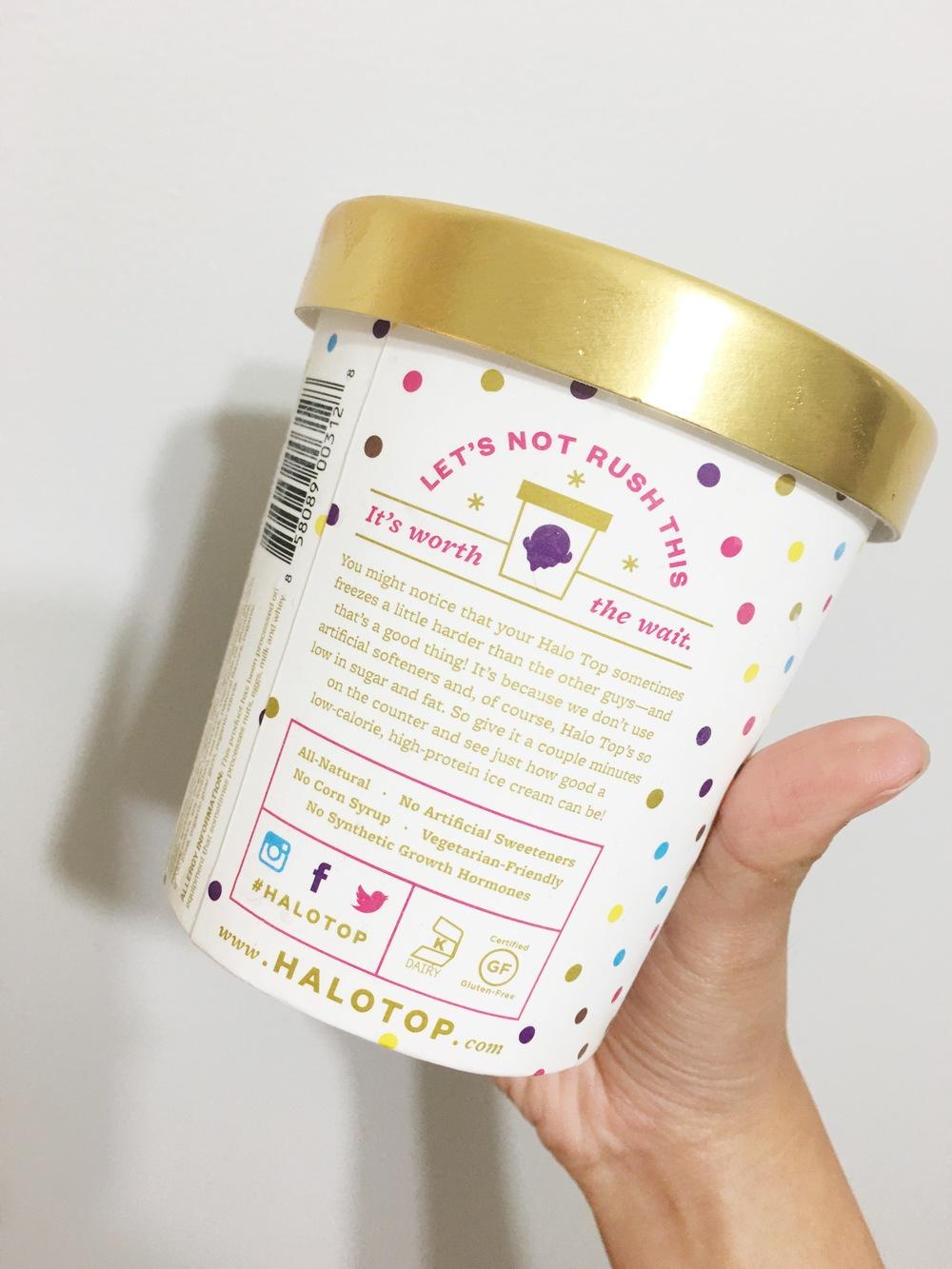 Halo Top Creamery Nina Lam