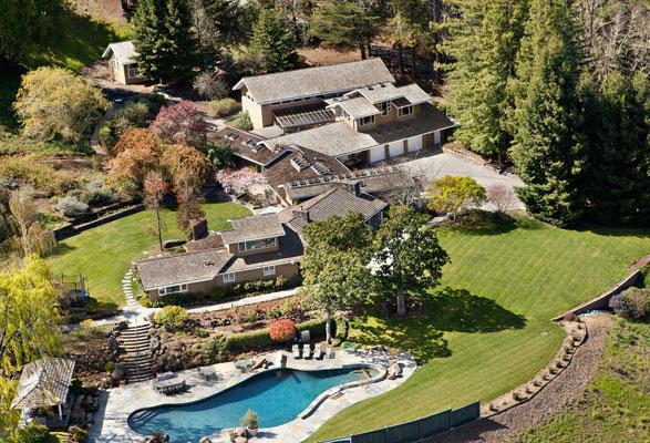 Aerial of Residency