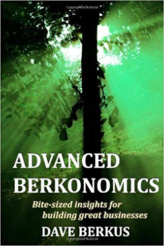Advanced Berkonomics - Berkus does it again with this Advanced Berkonomics which builds on lessons that one of the world's best Angel Investors and Corporate Board Members shared with his readers in his Harvard Business School cited original Berkonomics.Please purchase using this Amazon Link! You will be helping us reach more people with great resources!