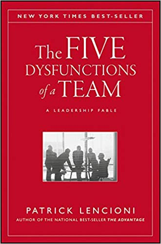 The Five Dysfunctions of a Team - Have you ever observed dysfunctional behavior in the workplace or classroom? How about group projects - any challenging behavior there? This book unlocks the secrets for you to navigate the next dysfunctional team situation with confidence and set the stage for success!Please purchase using this Amazon Link! - you will be helping us reach more people with great resources!