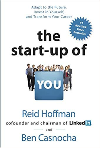 The Startup of You - This is a terrific book and I'll write more later.Please purchase using this Amazon Link! You will be helping us reach more people with great resources!