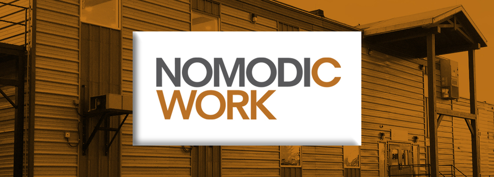 Nomodic Work button