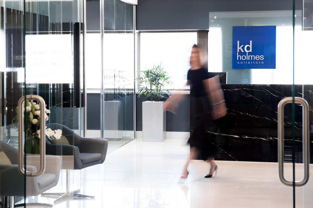 KD Holmes Solicitors', a divorce and family law firm in Sydney