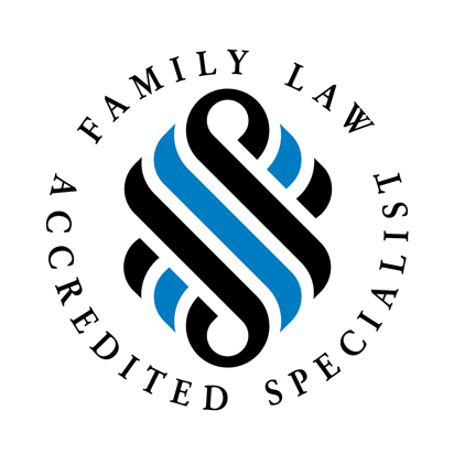 Family Law Specialist Accreditation logo